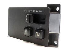 1996-1998 Jeep Grand Cherokee : Rear Defrost / Window Wiper Delay + O/D : Switch