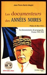 J-P-BERTIN-MAGHIT-LES-DOCUMENTEURS-DES-ANNEES-NOIRES-SANS-DVD