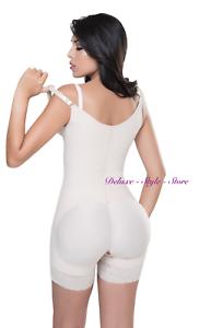 Faja Short with zipper Thin Straps Butt Lifter. Faja moldeadora. NEW AS-3102