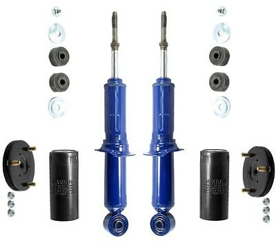 Left and Right Pair 2 of Rear Shock Absorbers for a 96-02 Toyota 4Runner