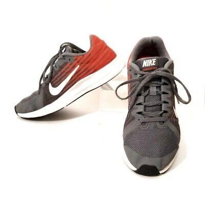 prestanda sportkläder rabatt försäljning få nya Nike Downshifter 8 grey and orange fly net shoes Size 6.5 womens ...