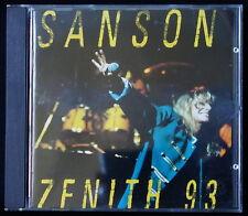 *** CD VERONIQUE SANSON - ZENITH 93 * WEA MUSIC -  PRESSAGE FRANCE ***