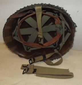 Jugulaire-Casque-US-M-1-Chin-Strap-US-INFANTERY-1944-M-1-Helmet