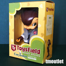 "ToysField Cotyledon Soft Vinyl Doll ""Brown Street"" AS-IS Condition FREE SHIPPING"
