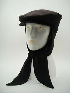 NEW-Lady-Woman-Motoring-Cap-Driving-VINTAGE-Convertible-Classic-Car-Hat-PARIS