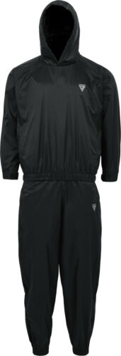 RDX Sauna Suit Sweat Suits Gym Fitness Weight Loss Hooded Slimming Tracksuit