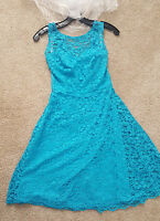 David's Bridal Malibu Color Dress Size 6 Free S/h With 6 Items