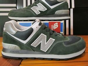 new balance hombre 574 grises retro