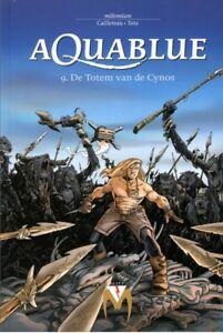 Aquablue-9-De-Totem-van-de-Cynos-Hardcover-1ste-druk