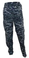 Us Navy Working Trousers Nyco Twill Genuine Issue Nwu Pants Navy Digital Reject