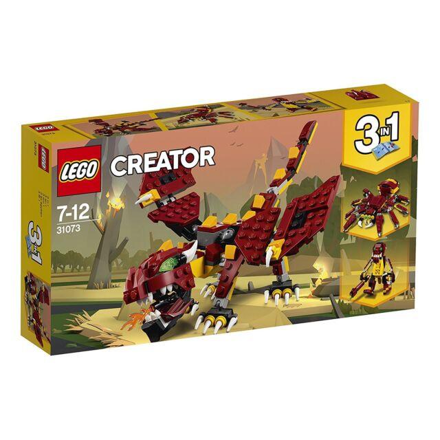 LEGO Creator 31073 Fabelwesen  NEUHEIT 2017 OVP/