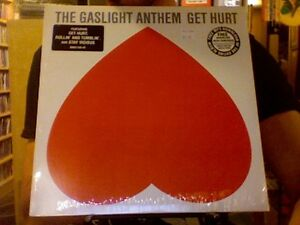 The Gaslight Anthem Get Hurt Lp Sealed Vinyl Mp3
