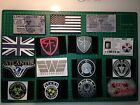 One Zombie Hunting Permit Velcro Patch Airsoft keep calm stargate flags
