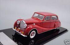 ATC 1/43 Rolls-Royce Phantom IV 1952's Hooper Limousine #4AF20 ( Real car red )