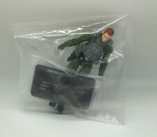 G.I.Joe Gijoe 2015 SDCC Crimson Strike Steeler action figure New Ships Free