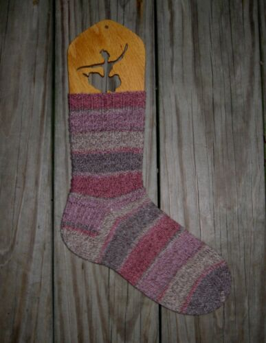 BALLERINA OAK SOCK BLOCKERS by PURRFECTLY CATCHY DESIGNS