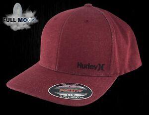 NEU-Hurley-International-Cor-FlexFit-Herren-Cap-Muetze