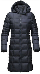 NWT-The-North-Face-Womens-Metropolis-II-Parka-Coat-Women-s-Urban-Navy-Size-L