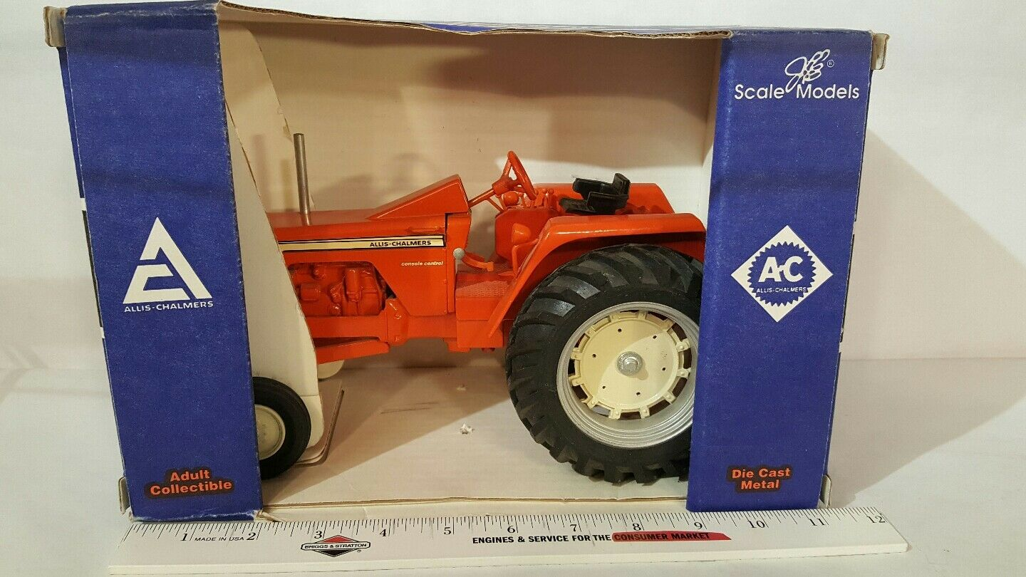 Allis Chalmers 190 w CC (SHELF) 1 16 diecast farm tractor replica Scale Models