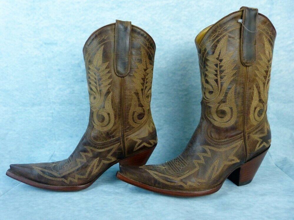MEXICANA OLD GRINGO Stiefel Stiefel Stiefel cuir Pointure 37 Fr   7 US b1ba80