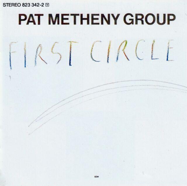 PAT METHENY GROUP : THE FIRST CIRCLE / CD - NEUWERTIG