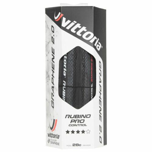 Vittoria Rubino Pro Control Graphene 2.0 Black Tire 700x28c