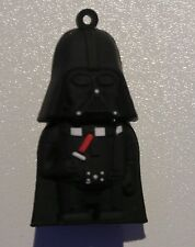 Minigz Darth Vader Memoria Usb 64gb Tarjeta de memoria KEYRING Pc Regalo Super Hero Flash