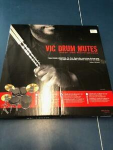 Vic Firth Drum Mutes: Full Set Including Cymbals Edmonton Area Preview