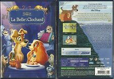 DVD - WALT DISNEY : LA BELLE ET LE CLOCHARD