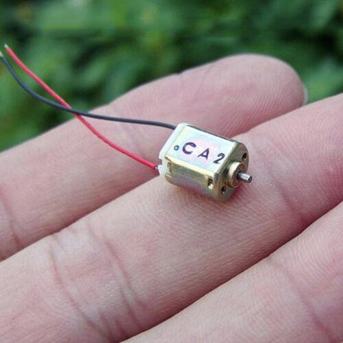 FK10B DC 3V 44000RPM High Speed Ultra Micro 8mm K10 Electric DC Motor DIY Toy