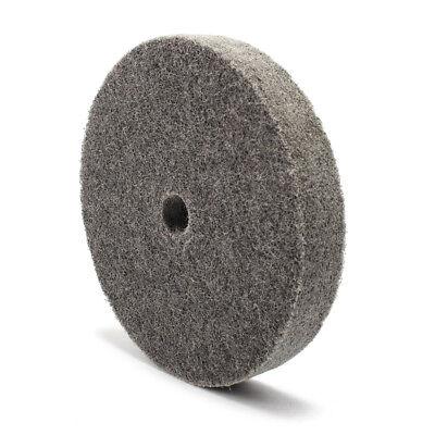 "5Pcs 3/""Nylon Fiber Abrasive Buffing Wheel Non-Woven Polishing  Grinding Wheel"