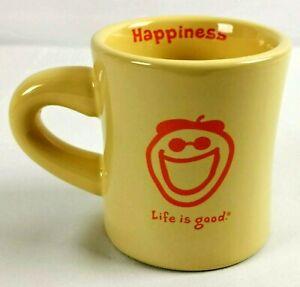 Life-Is-Good-Butter-Yellow-Coffee-Mug-Do-What-You-Like-Like-What-You-Do-Hapiness
