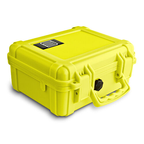 S3 T5000 Yellow Case with Foam
