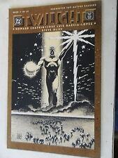 Comic US - Twilight -  Book II of III - Chaykin/Oliff/Garcia-Lopez - DC - Z. 1-2
