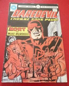 Soft-Cover-French-Heritage-Comic-Daredevil-No-43-44