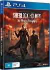 Ps4 Sherlock Holmes The Devils Daughter - PlayStation 4