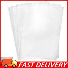 Shoe Shrink Wrap 100 Pcs 12x17 Inches Clear Pvc Heat Shrink Wrap Bags For Dvdcd