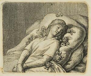 Chodowiecki (1726-1801). la su rose dolcemente commitments innocenza; 2