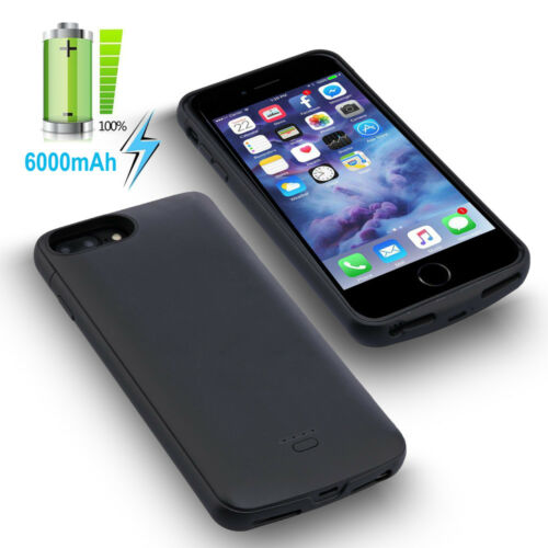 Battery Pack Protective Backup Charging Case Cover for iPhone 5 SE 6 7 8 PLUS X