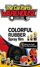 "Anthracite Grey Rubber Aerosol Paint Wrap "" plastic dip "" (Spray on, Peel Off)"