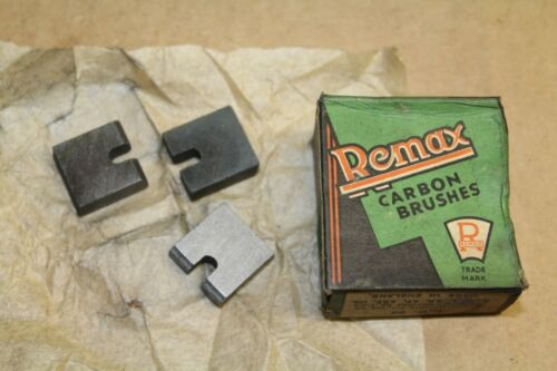 FORD MODEL A AA AB AF ABF FORDSON TRUCK NOS REMAX CB92 DYNAMO BRUSHES