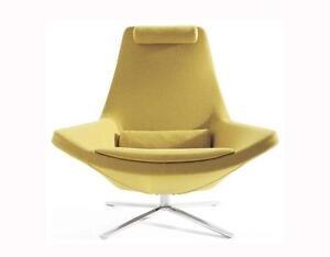 Metropolitan High Back Chair - Cashmere Fabric - Clerance Sale! Toronto (GTA) Preview