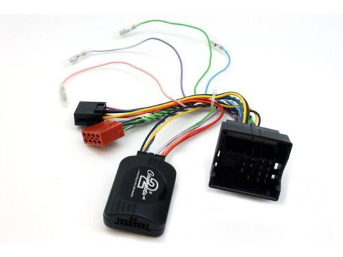 CTSPO002.2 Porsche Cayenne 2007-2010 Stalk Steering Control Adaptor free patch
