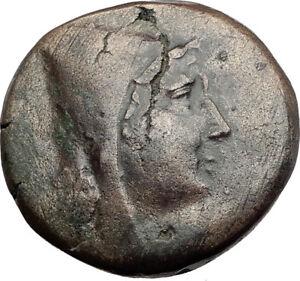 AMISOS-in-PONTUS-120BC-Mithradates-VI-Quiver-Authentic-Ancient-Greek-Coin-i64521