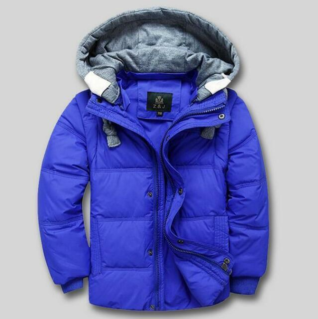 New winter children/'s clothing boys down jacket coat Baby down jacket TFGR