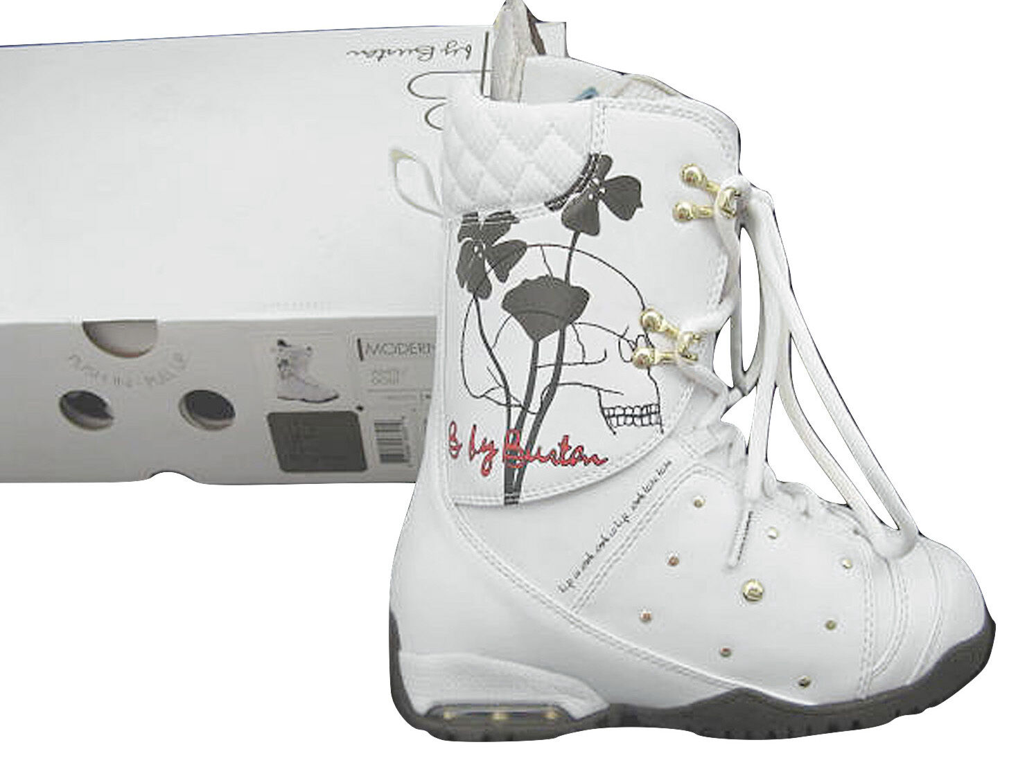 NEW  B by Burton Modern Snowboard Boots  US 6, Mondo 23, Euro 36.5