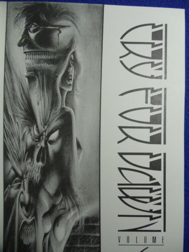 LINSNER  SUBTLE VIOLENTS   CRY FOR DAWN PRODUCTIONS  1991  LAST ONE