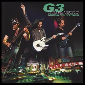 G3-JOE-SATRIANI-STEVE-VAI-JOHN-PETRUCCI-2-CD-LIVE-IN-TOKYO-GUITAR-NEW