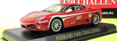 Nice 1//43 Ferrari F430 Challenge Rizzoli Fabbri Milano  Trofeo Pirelli