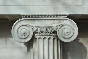 Detail-of-an-Ionic-Column-Photo-Art-Print-Poster-18x12-inch
